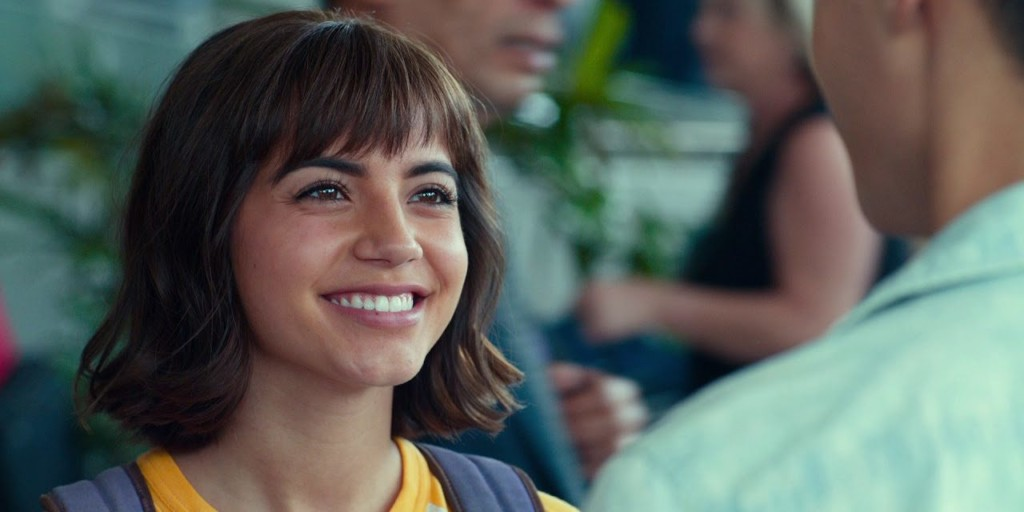 【微雷】《朵拉與失落的黃金城》可愛致敬卡通 女主角完美還原高中生版朵拉!