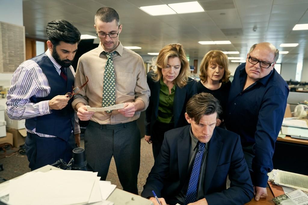 【有雷】《瞞天機密》改編英國「最大間諜案」 面對政府骯髒手段...你選擇哪邊?