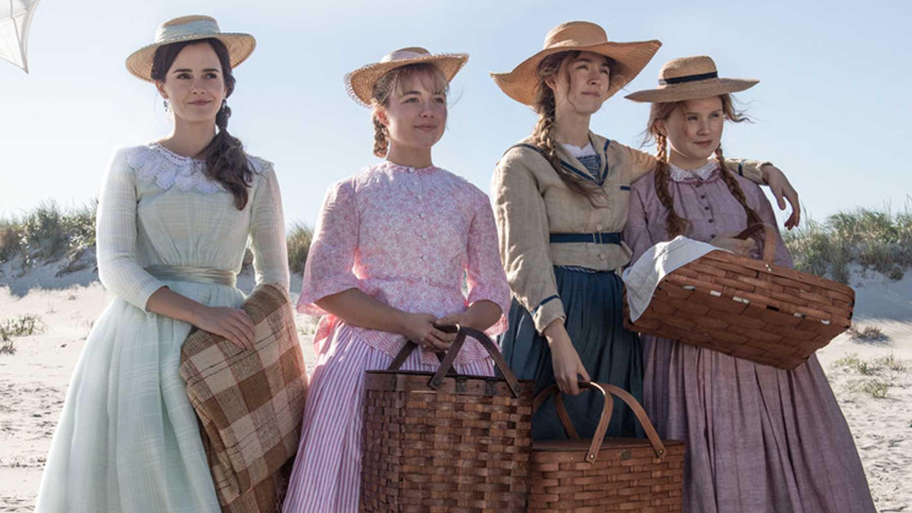 【微雷】《她們》改編文學經典《小婦人》 重現「4姐妹人生」反映現代:女孩不只有愛情
