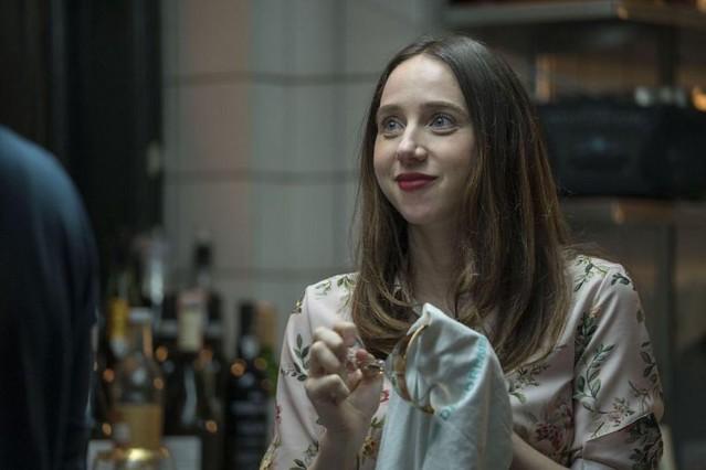 (無雷)《紐約茶館》--- 有時,陌生人的善意,成了最暖心的撫慰...