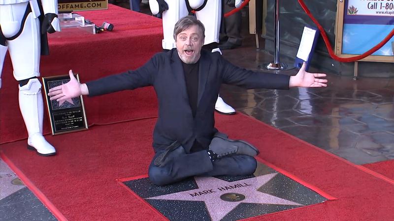 好萊塢星光大道新「星」揭曉:嘉莉費雪、伊旺麥奎格、威廉達佛等人全入列!